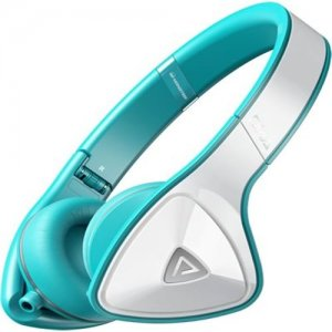 Monster DNA On-Ear Headphones - White Teal