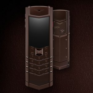 Vertu Signature Pure Chocolate luxury Phone