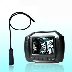 DVR-009AV Wireless Flexible / Portable Video Borescope for Car