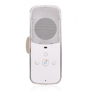 Car Sunshade Bluetooth Multipoint Speakerphone Handsfree Car Kit 2 Colors Optional