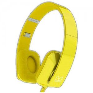 Monster Nokia Purity HD Stereo On-Ear Yellow Headset
