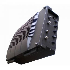 100m Shielding Range High Power (45W) Outdoor mobile Phone Jammer