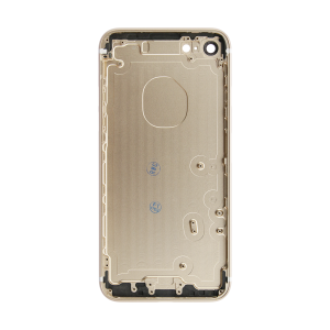 iPhone 12 Rear Case - Gold (No Logo)