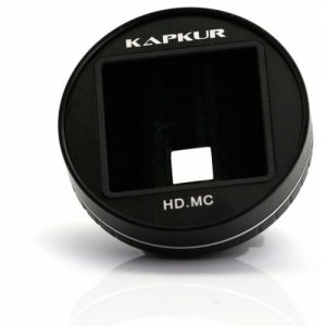 KAPKUR Anamorphic Lens 2.55:1 Widescreen Film Making 1.33X for iPhone X - BLACK