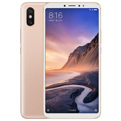 Xiaomi Mi Max 3 4G Phablet English and Chinese Edition - PINK BUBBLEGUM