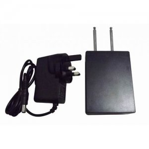 Dual Band Car Remote Control Jammer (270MHz/418MHz,50 meters)