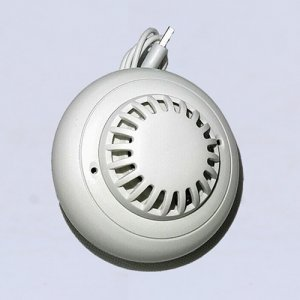 1080p HD WIFI Smoke Detector Hidden Camera with Remote Monitor