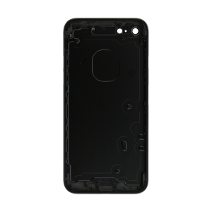 iPhone 12 Rear Case - Black (No Logo)