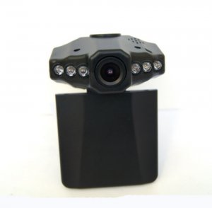 F198B Car Vehicle Mini HD DVR 2.4 inch LCD with 270 Degree Viewing Angle