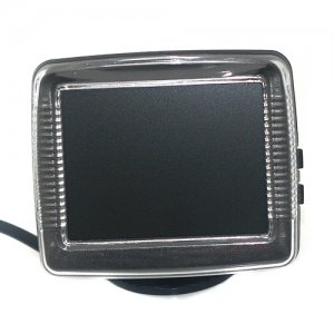 "RD735SC4 Video Parking Sensor With Camera And 3.5"" TFT Monitor"