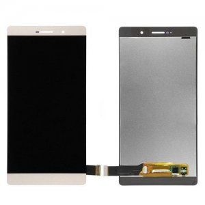 LCD Phone Screen and Digitizer Full Assembly for Huawei P8 Max - CHAMPAGNE GOLD