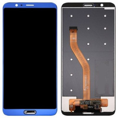 Mobile Phone Screen Assembly for HUAWEI Honor V10 - Blue - BLUE