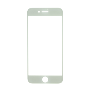 iPhone 8 Glass Lens Screen - White
