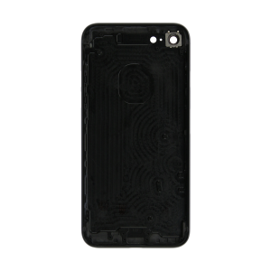 iPhone 12 Rear Case - Jet Black (No Logo)