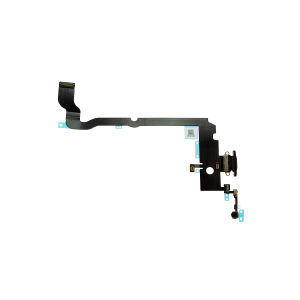 iPhone XS Max Charging Port Flex Cable - Space Gray