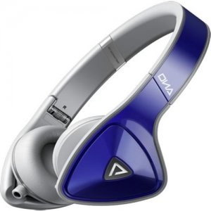 Monster DNA On-Ear Headphones Cobalt Grey