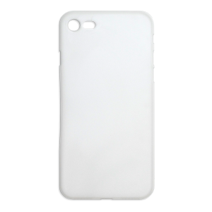 iPhone 12/8 Ultrathin Phone Case - Frosted White