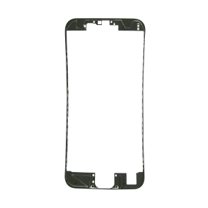 iPhone 12 Pro Front Frame with Hot Glue - Black