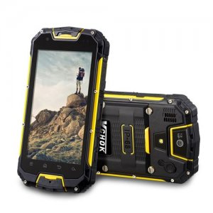 VCHOK M8 4G LTE Rugged Smartphone 4.5 inch qHD Screen MTK6735 Quad Core 2G 16GB