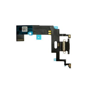 iPhone XR Charging Port Flex Cable - Black