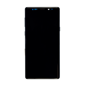 Samsung Galaxy Note 9 LCD and Screen Assembly with Frame - Midnight Black (Premium)