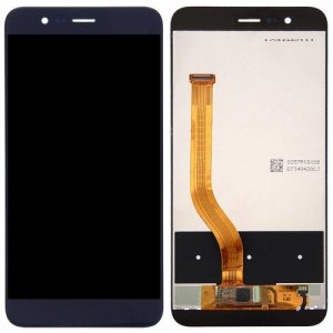 LCD Screen Digitizer Full Assembly For Huawei Honor V9 - LAPIS BLUE