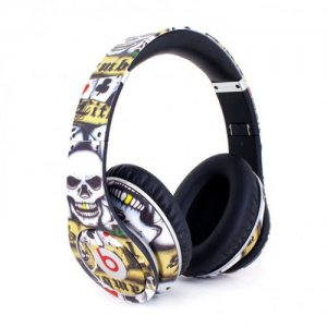 Beats By Dr.Dre Studio Ghost Limited Edition Over-Ear Headphones