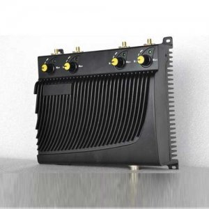 Adjustable Desktop Mobile Phone ,GPS Jammer with Remote Control