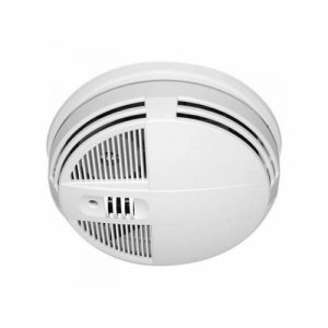 1080HD Smoke Detector Wifi Camera with 30 Day Battery & Night Vision