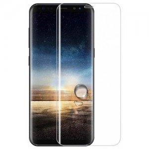 Naxtop Arc Full Screen Tempered Glass Protector for Samsung Galaxy Note 9 2pcs - TRANSPARENT
