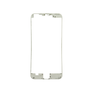 iPhone 6 Plus Front Frame with Hot Glue - White