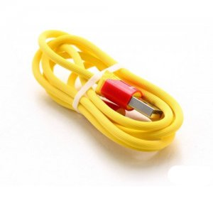 REMAX Chips Data Cable (RC 114i) - YELLOW