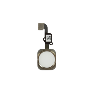 iPhone 6 Home Button Assembly - White/Gold