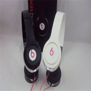 Monster Beats By Dr. Dre Solo HD Headphones Mini White