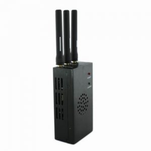 High Power Portable Mobile Phone Jammer(CDMA GSM DCS PCS 3G)