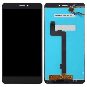 Black Screen Assembly for Xiaomi MAX2 - BLACK