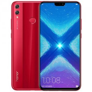 HUAWEI Honor 8X 4GB RAM 4G Phablet English and Chinese Version - RED