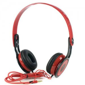 Beats By Dr Dre Mixr Mini Headphones Red