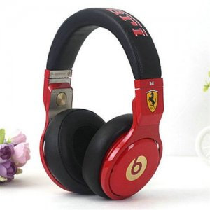 Beats By Dr Dre Pro High Performance Ferrari Headphones