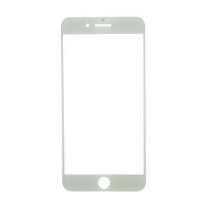 iPhone 7 Plus Glass Lens Screen - White