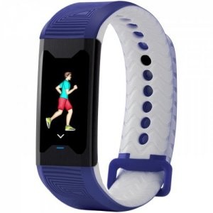 Bozlun B31 Medical Bluetooth Smart Bracelet Sports Smartwatch - BLUE