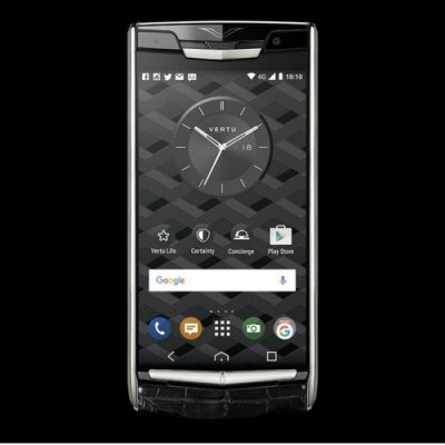 Vertu Signature Touch Jet Alligator Clone Android 11.0 Snapdragon 821 4G LTE luxury Phone