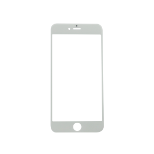 iPhone 6s Plus Glass Lens Screen - White