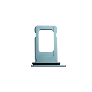 iPhone XR Sim Card Tray - Blue
