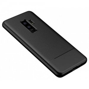with Air Cushion Technology and Hybrid Drop Protection for Samsung S9 - BLACK