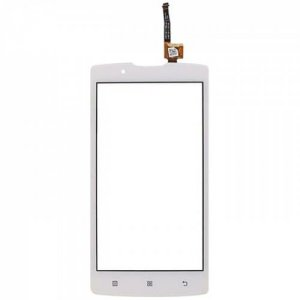 Lenovo Original Front Touch Glass for Lenovo A2010 - A2860 - A2580 - WHITE