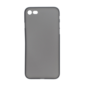 iPhone 12/8 Ultrathin Phone Case - Frosted Black