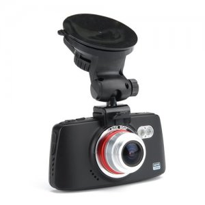 Full HD Car DVR - 170 Degree Lens, 2.7 Inch Screen, Motion Detection, G-Sensor