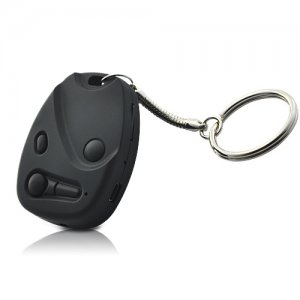 1280 x 720 8GB Undetectable Spy Camera Car Remote Keychain DVR