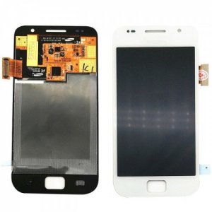LCD Screen Digitizer Assembly Replacement for Samsung Galaxy S1 - WHITE